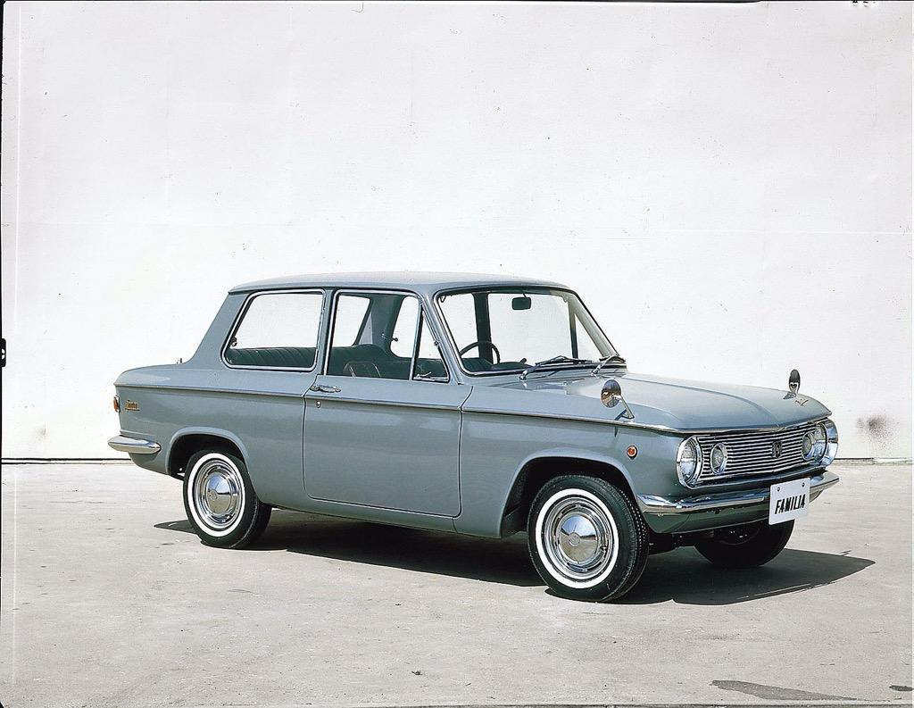 Mazda Familia 1964