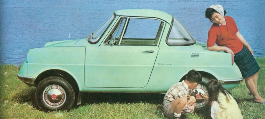 Mazda R360 1960