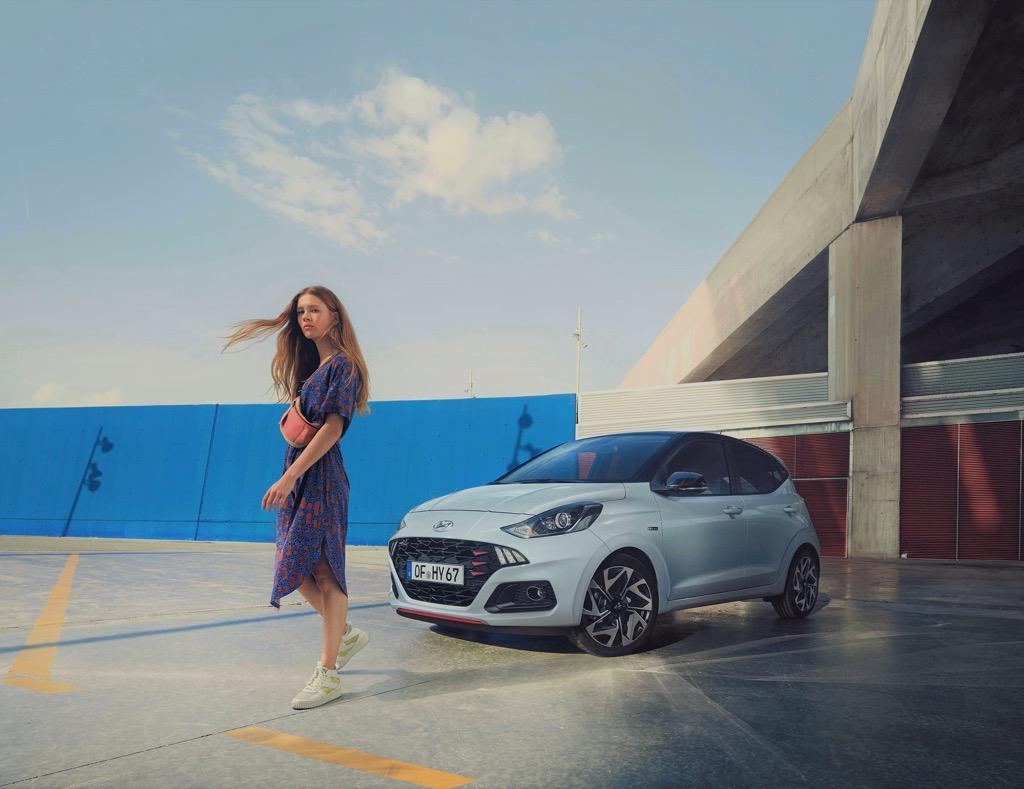 Νέο Hyundai i10 N Line