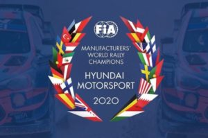 Η Hyundai Motorsport Παγκόσμια Πρωταθλήτρια