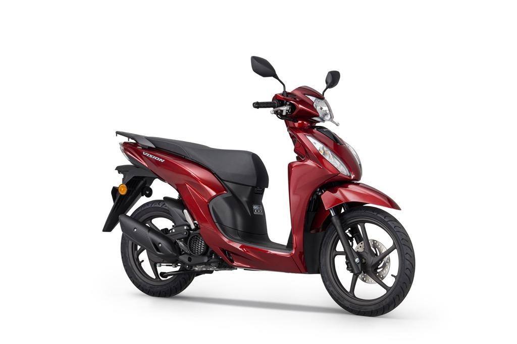 Νέο Honda Vision 110