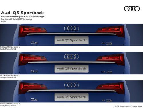Νέες διαστάσεις στην τεχνολογία φωτισμού από την Audi