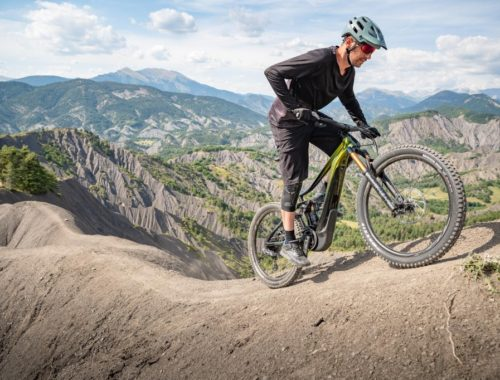 Τα ηλεκτρικά ποδήλατα της Giant στην Kosmoride