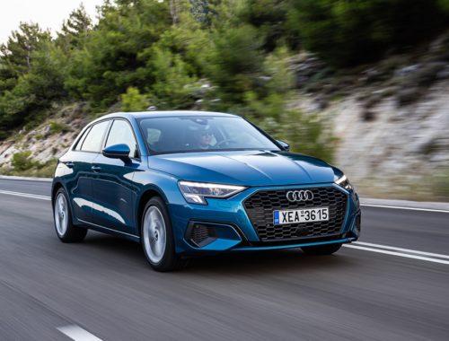 Το Audi A3 Sportback συνεχίζει να σαρώνει
