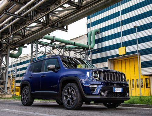 Νέα γκάμα Jeep Renegade