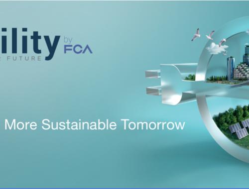 Η FCA δημιούργησε το e-Mobility