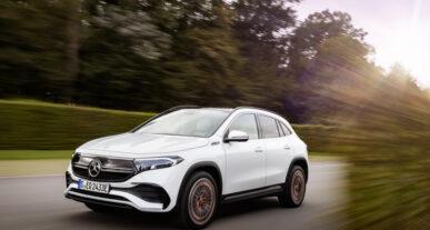 Νέα Mercedes EQA