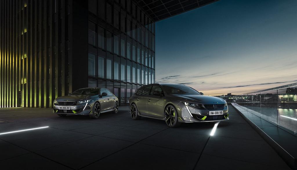 Εξαιρετική χρονιά για Peugeot το 2020