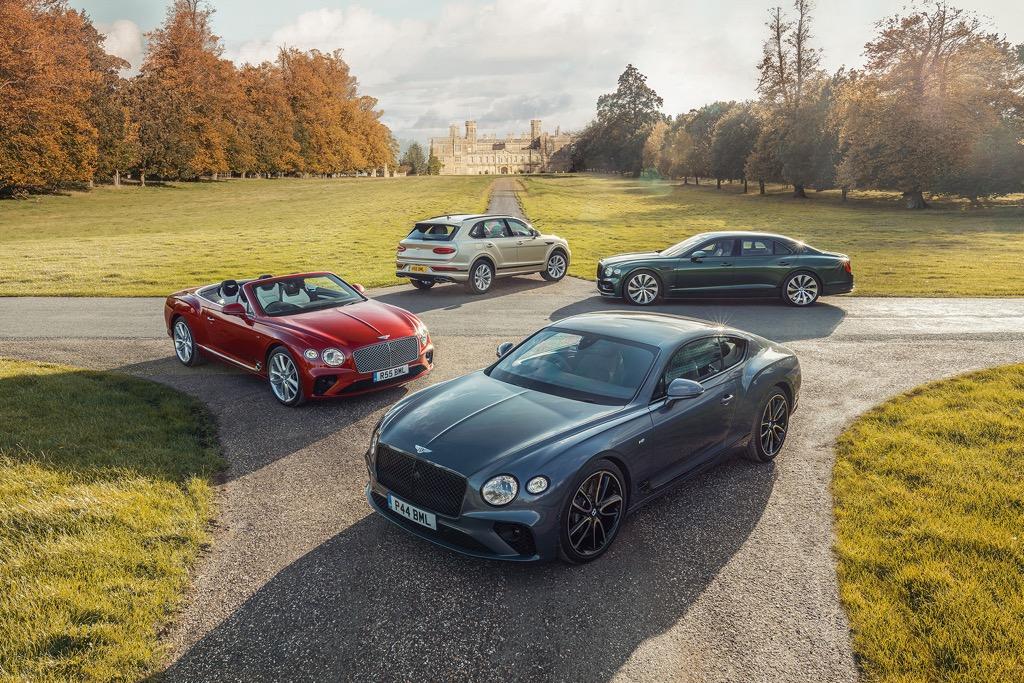 Ρεκόρ πωλήσεων η Bentley το 2020