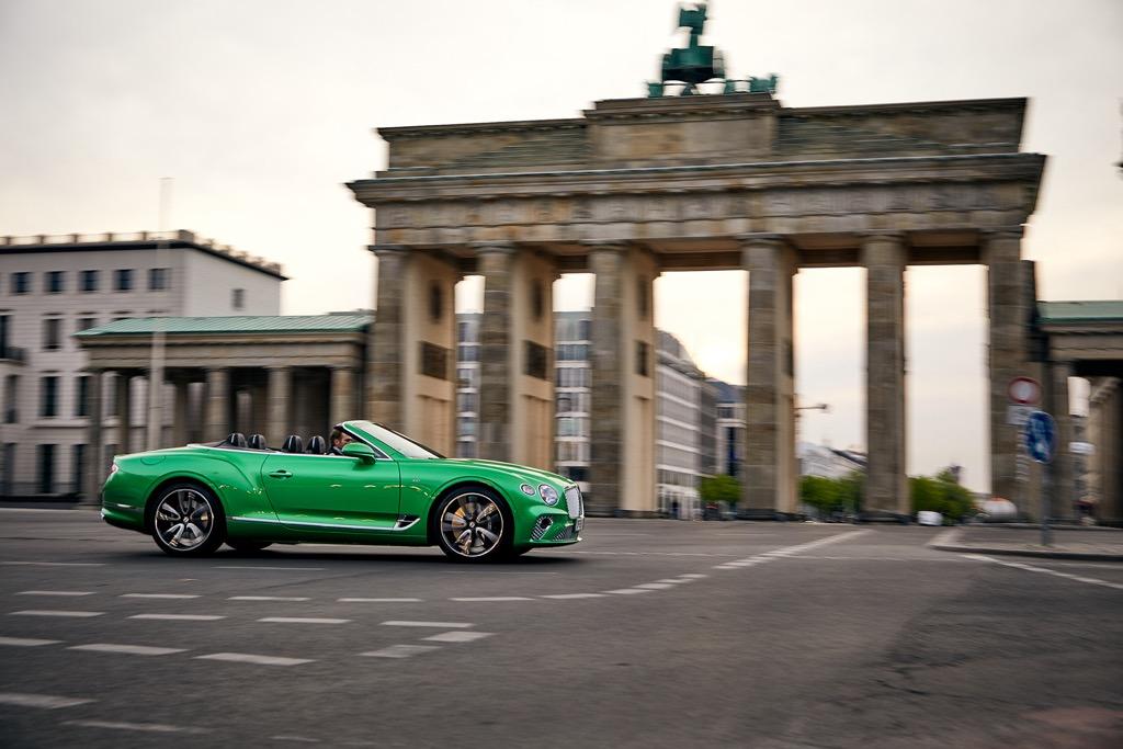 Bentley sales 2020