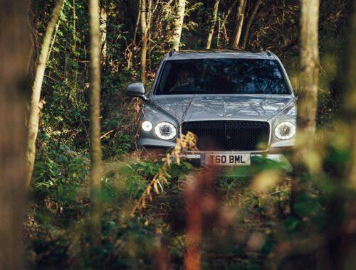 Κορυφαία διάκριση για τη νέα Bentley Bentayga V8