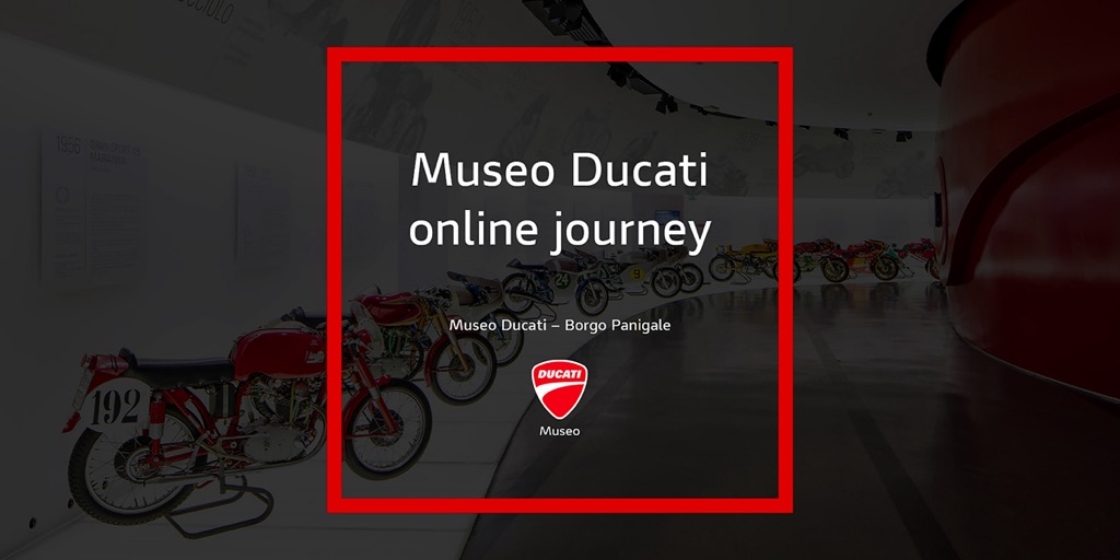 Η Ducati συνεχίζει τη διαδικασία ψηφιοποίησής της