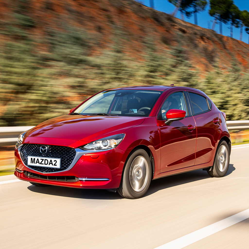 Mazda offers 2021