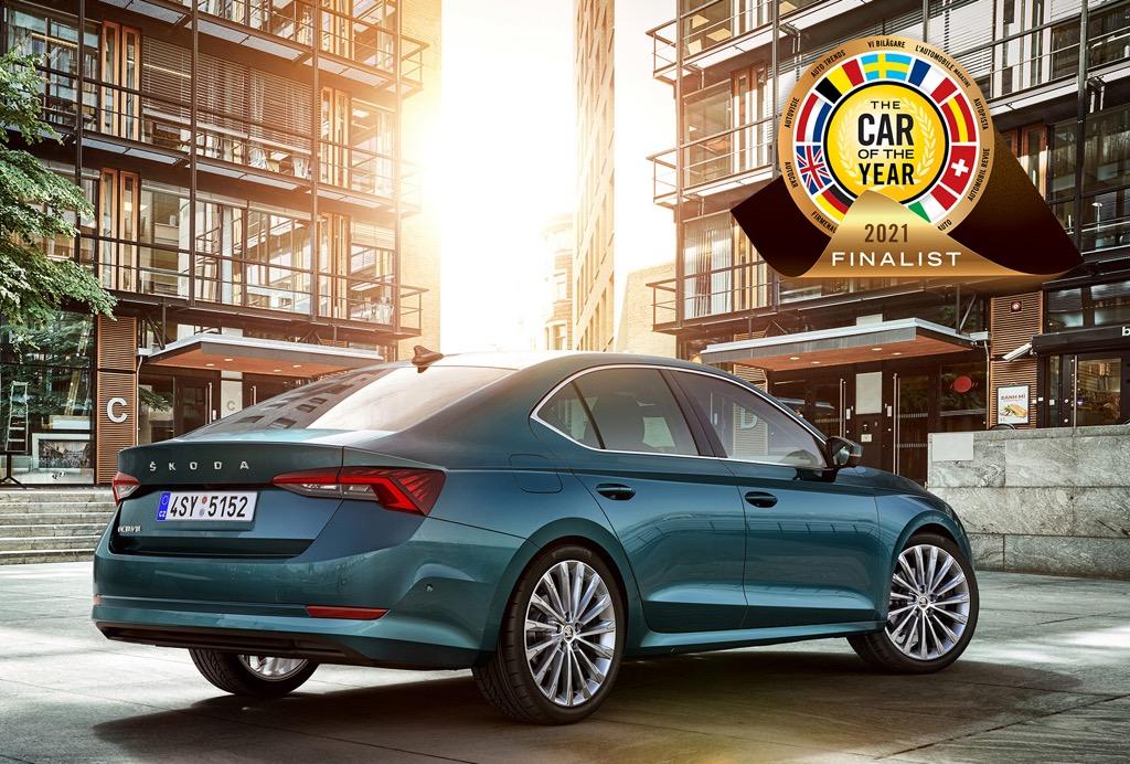 Η SKODA OCTAVIA υποψήφιο Car of the Year