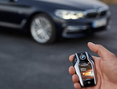BMW Digital Key Plus