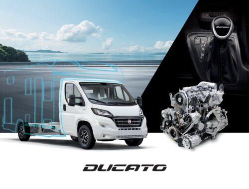 Πεντάστερες διακοπές με Fiat Professional Ducato
