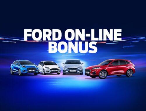 Ford On-Line Bonus