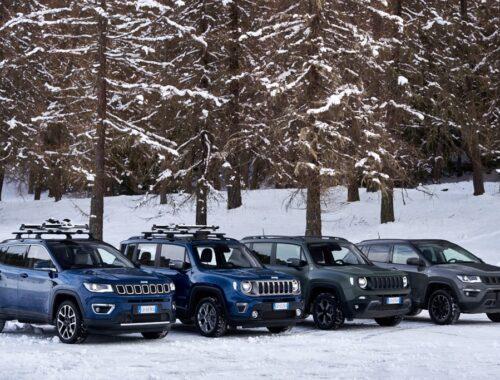 Δράση και ασφάλεια με την υπογραφή Jeep