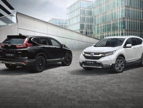 Η Honda διευρύνει την οικογένεια CR-V