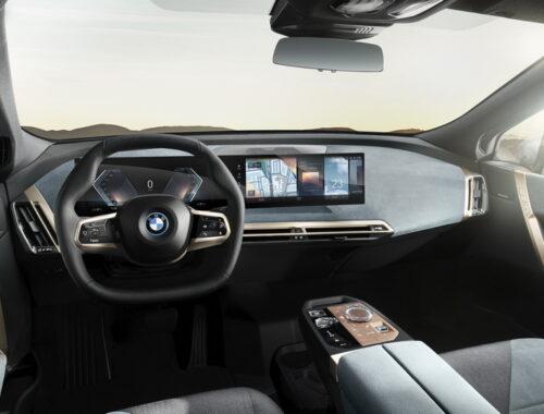 Νέο BMW iDrive