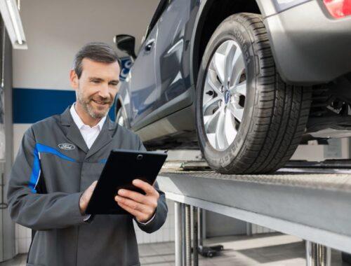Δωρεάν έλεγχος και φόρτιση μπαταρίας από τη Ford