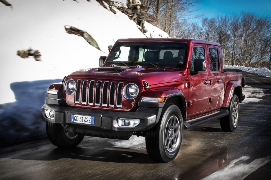 Το Jeep Gladiator αλλάζει τα δεδομένα