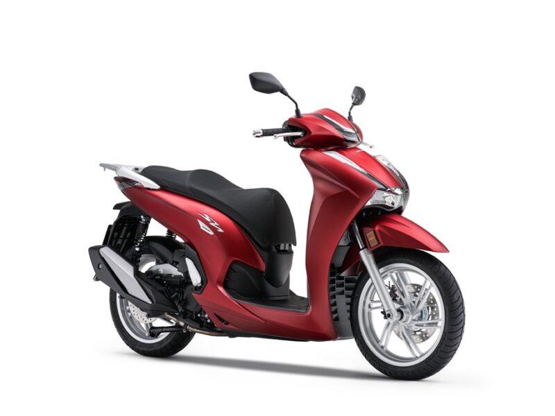 Νέο Honda SH350i