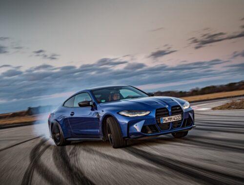 Η BMW M GmbH παρουσιάζει τα νέα σπορ μοντέλα της