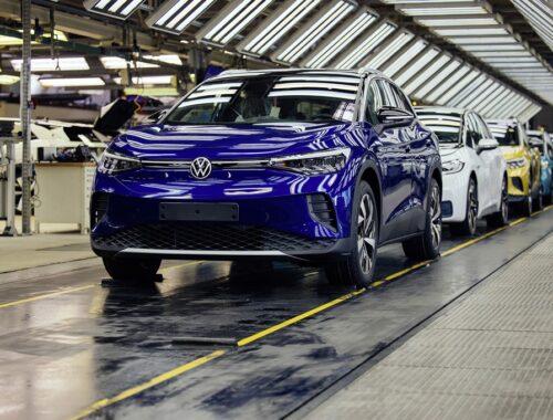 Το Volkswagen ID.4 στο δρόμο προς τις αγορές