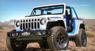Jeep Magneto