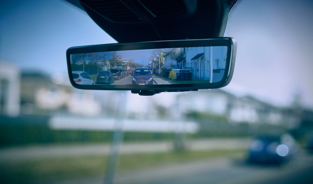 Ford Smart Mirror