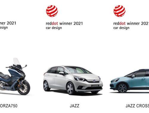 Η Honda νικήτρια στα Red Dot Awards 2021