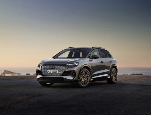 Audi Q4 e-tron και Q4 Sportback e-tron