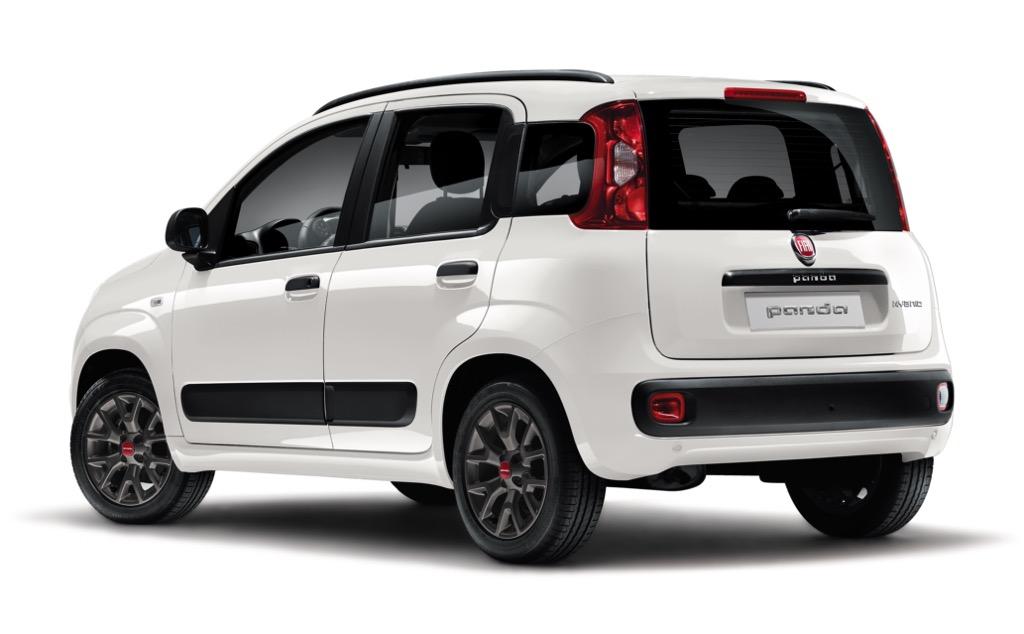 Νέο Fiat Professional Panda Van
