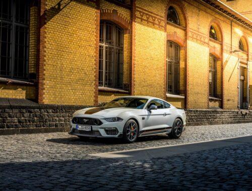 Η Ford Mustang Mach 1 ήρθε στην Ελλάδα