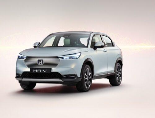 Νέο Honda HR-V e:HEV