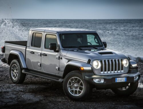 Tο Jeep Gladiator ήρθε στη Ελλάδα