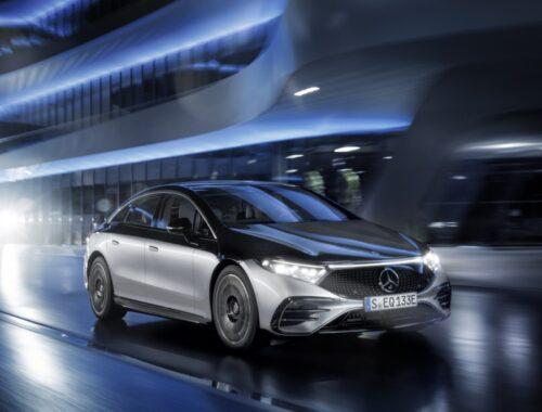 Νέα Mercedes EQS