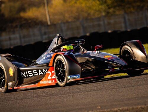 Η Nissan προσφέρει ενθουσιασμό στη Formula E