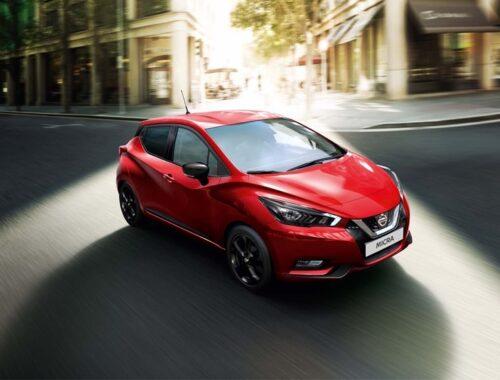 Το Nissan MICRA από 14.190€