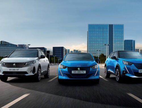 Peugeot Range