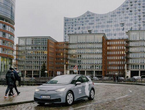 Η Volkswagen ξεκίνησε πρόγραμμα car sharing