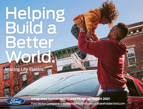 Ford - Sustainability report
