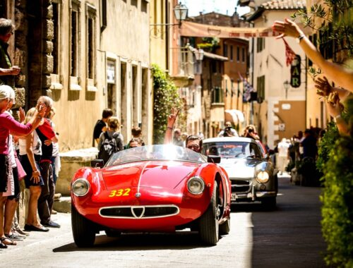 Η Alfa Romeo στο 39ο «1000 Miglia»