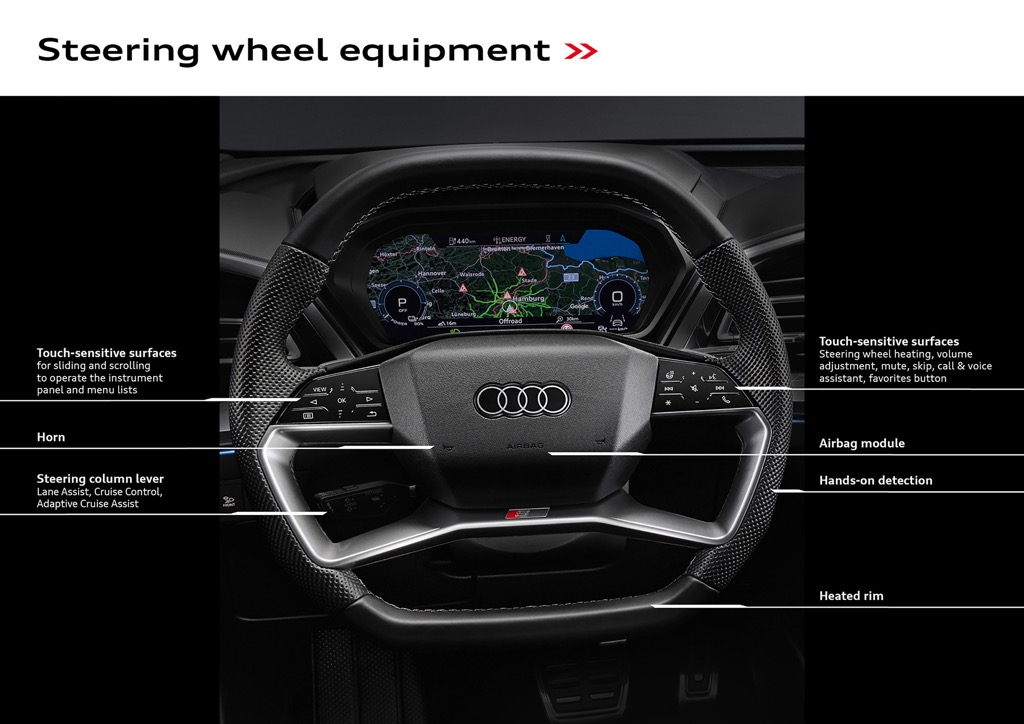 Steering Wheel Equipment