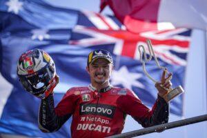 Νέος θρίαμβος για τη Ducati