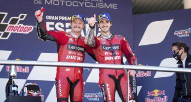 Θρίαμβος για Ducati στην Ισπανία
