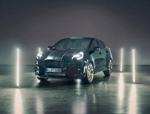 Η Ford αποκάλυψε τα χαρακτηριστικά του νέου Puma ST Gold Edition
