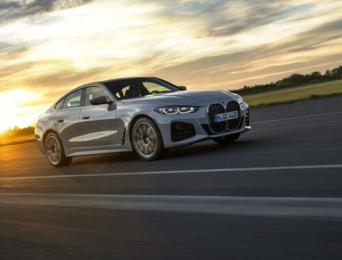 Νέα BMW Σειρά 4 Gran Coupe