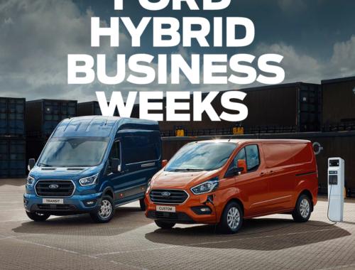 Ford Hybrid Business Weeks